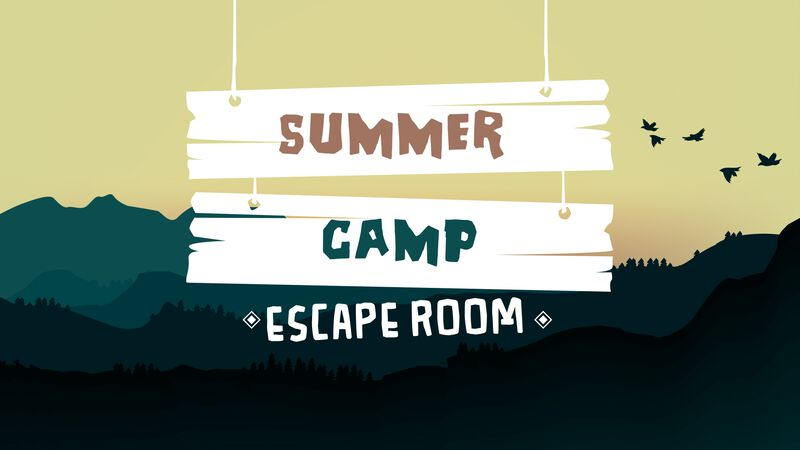 Digital Escape Room: Summer Camp Edition
