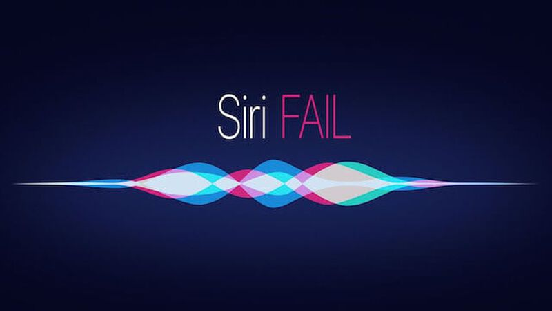 #SiriFail Series