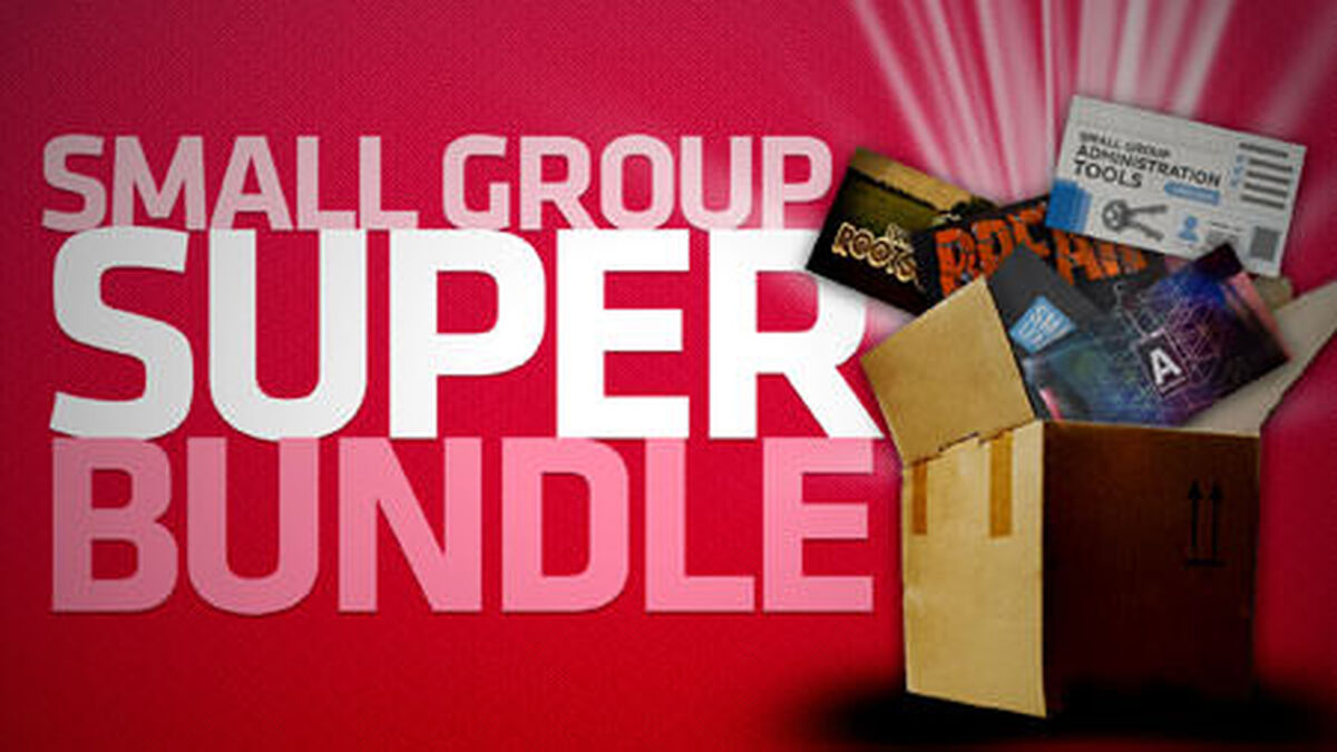 Small Group Super Bundle image number null