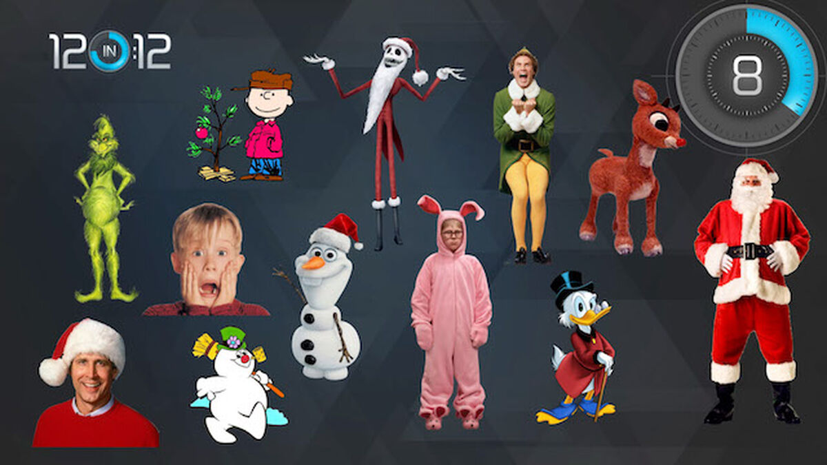12 in 12: Christmas Edition! image number null