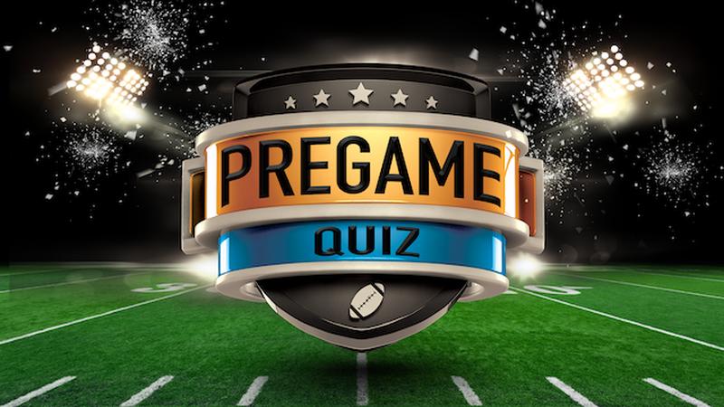 2020 PreGame Quiz
