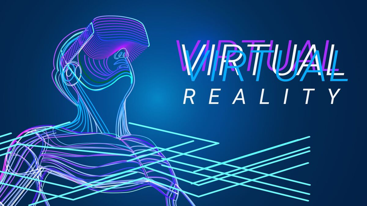 Virtual Reality image number null