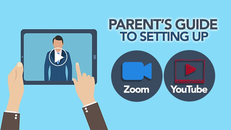 Letter to Parents How to Set Up Zoom and YouTube