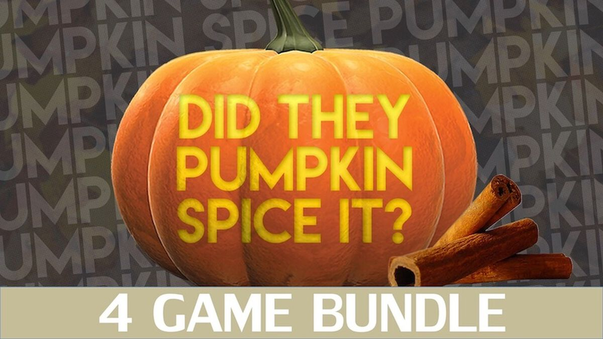 Did They Pumpkin Spice It? 4 Volume Bundle! image number null