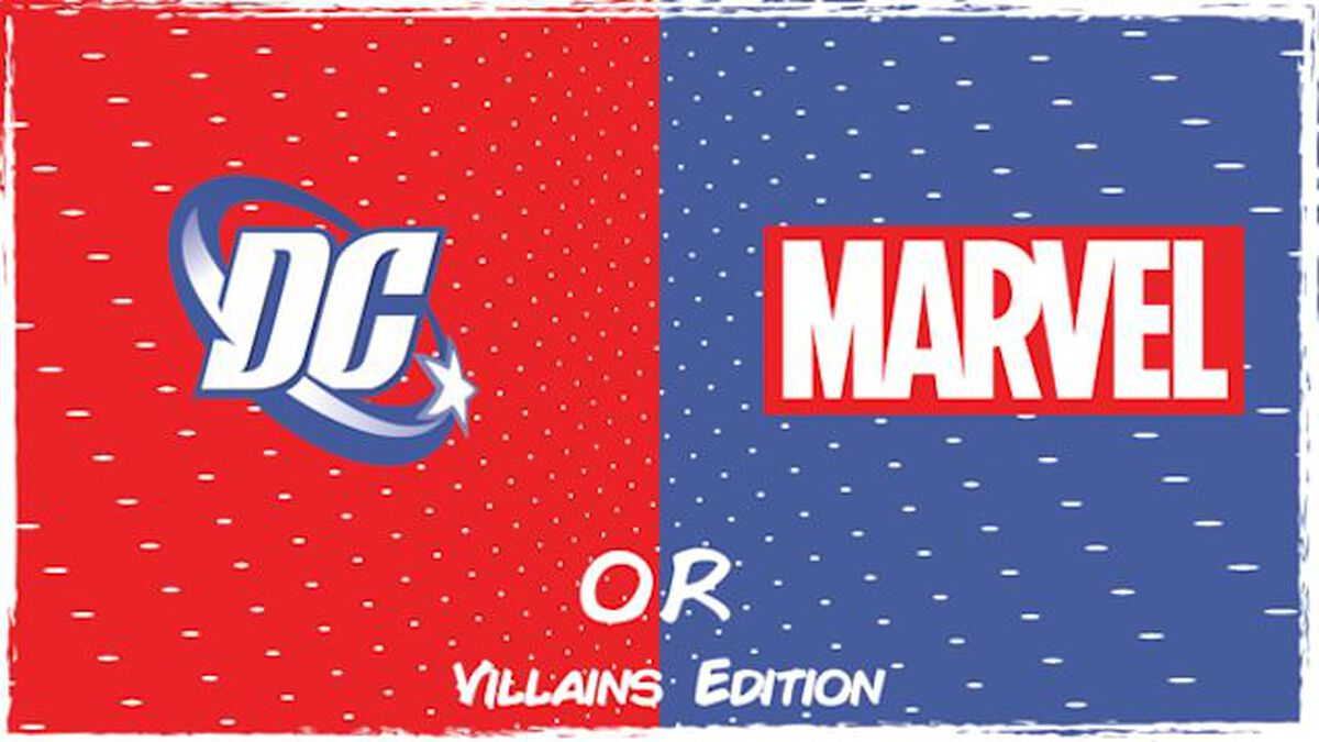 Comic Book Villains image number null
