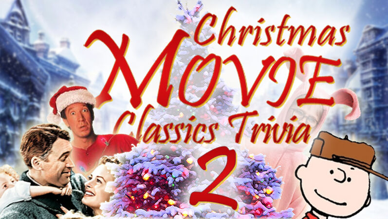 Christmas Movie Trivia Game Vol. 2