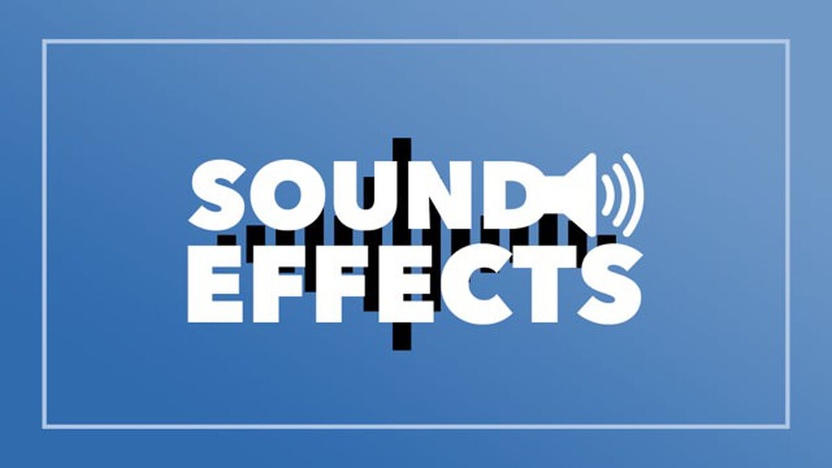 Sound Effects image number null