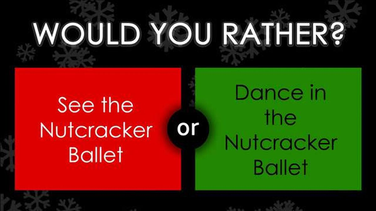 Would You Rather: Christmas Edition image number null