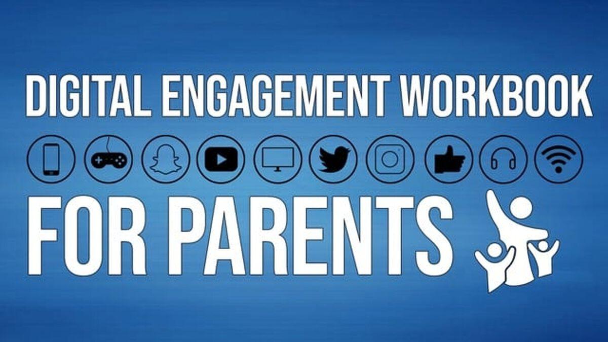 Digital Engagement Workbook for Parents image number null
