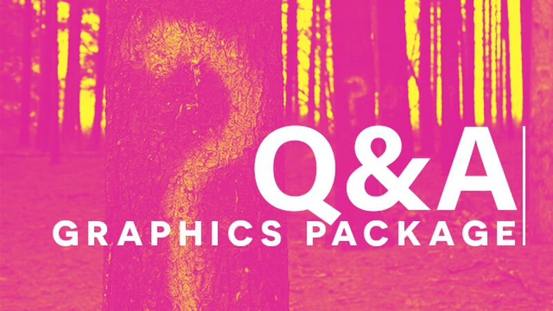 Q&A Graphics Package