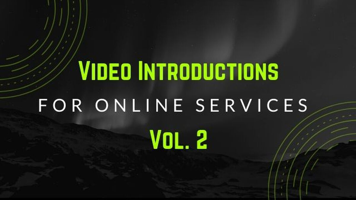 Online Youth Group Video Introductions Vol 2 image number null
