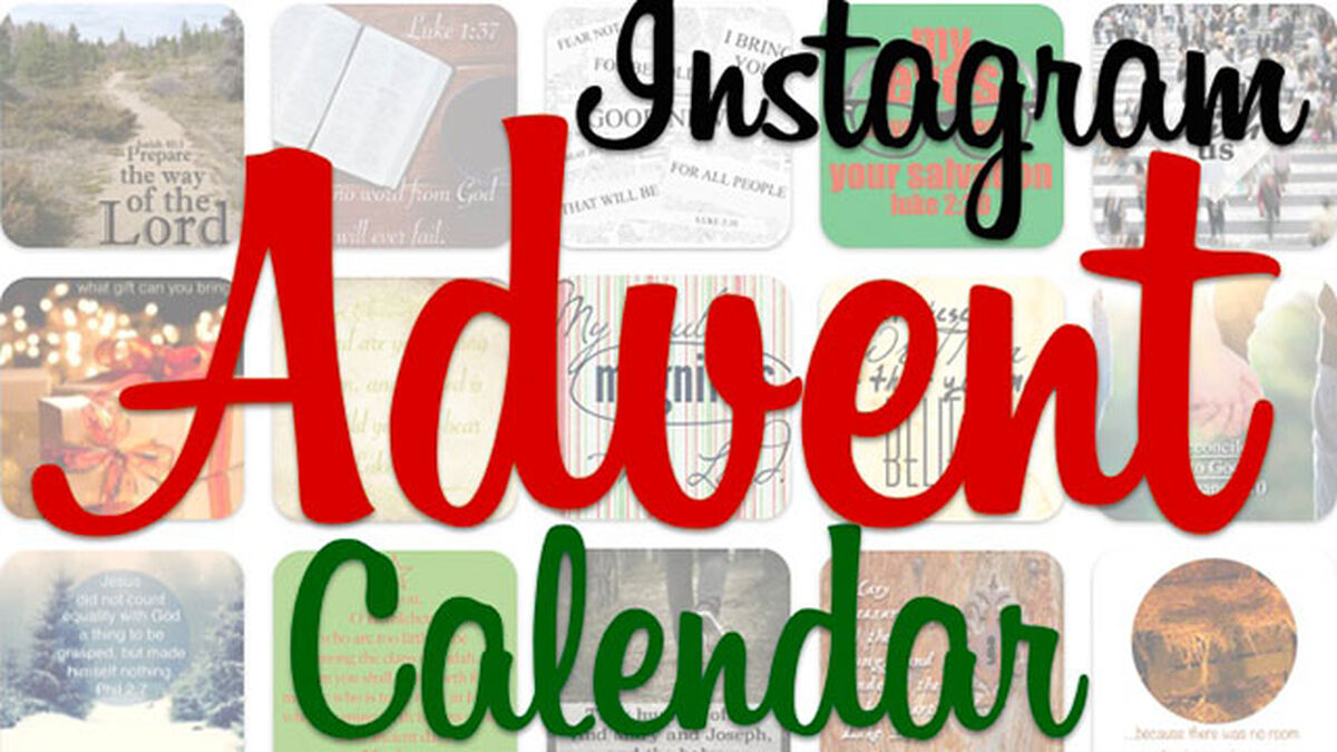 Instagram Advent Calendar image number null