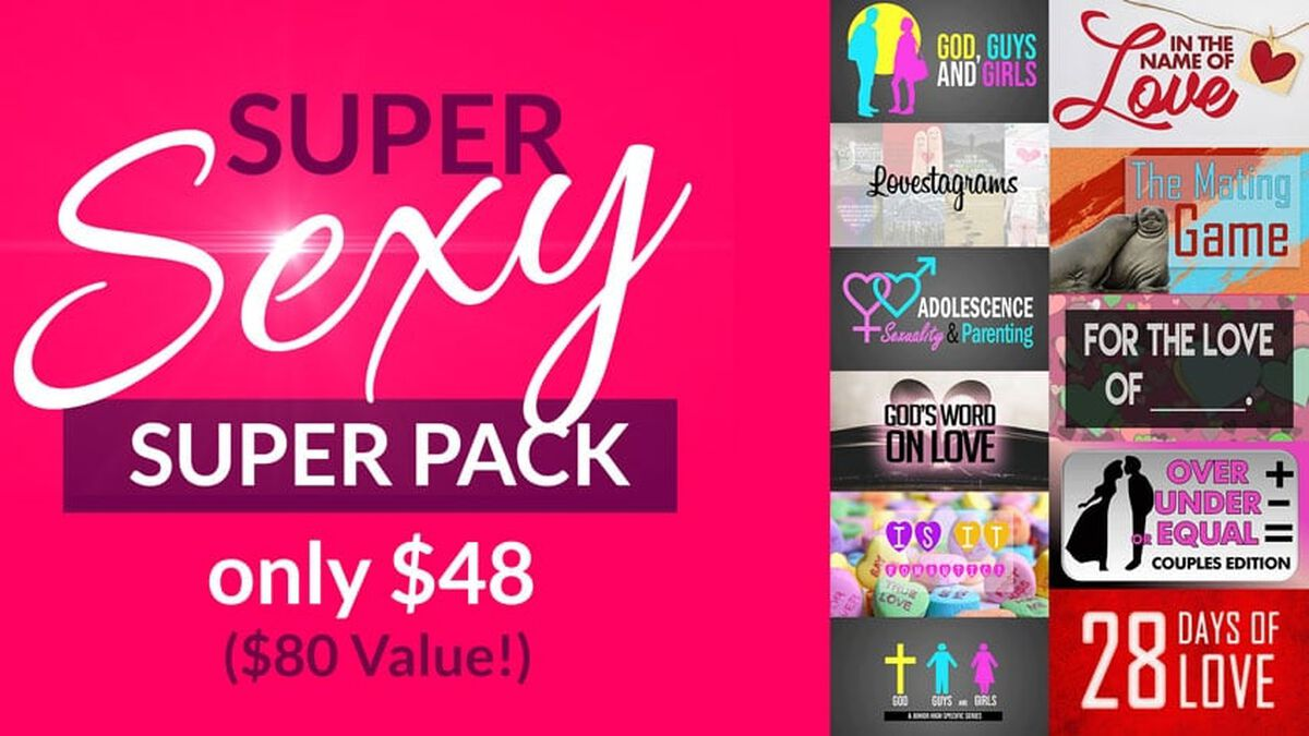 Super Sexy Super Pack image number null