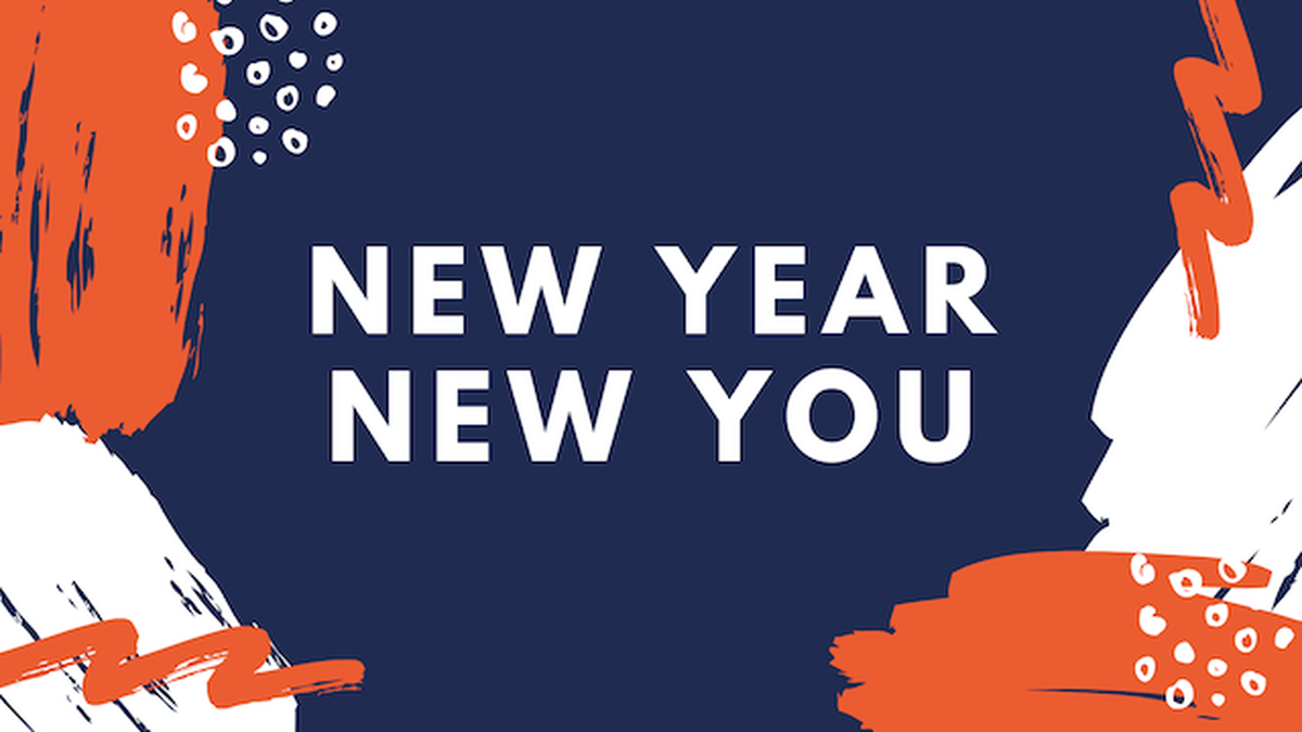 New Year, New You! image number null