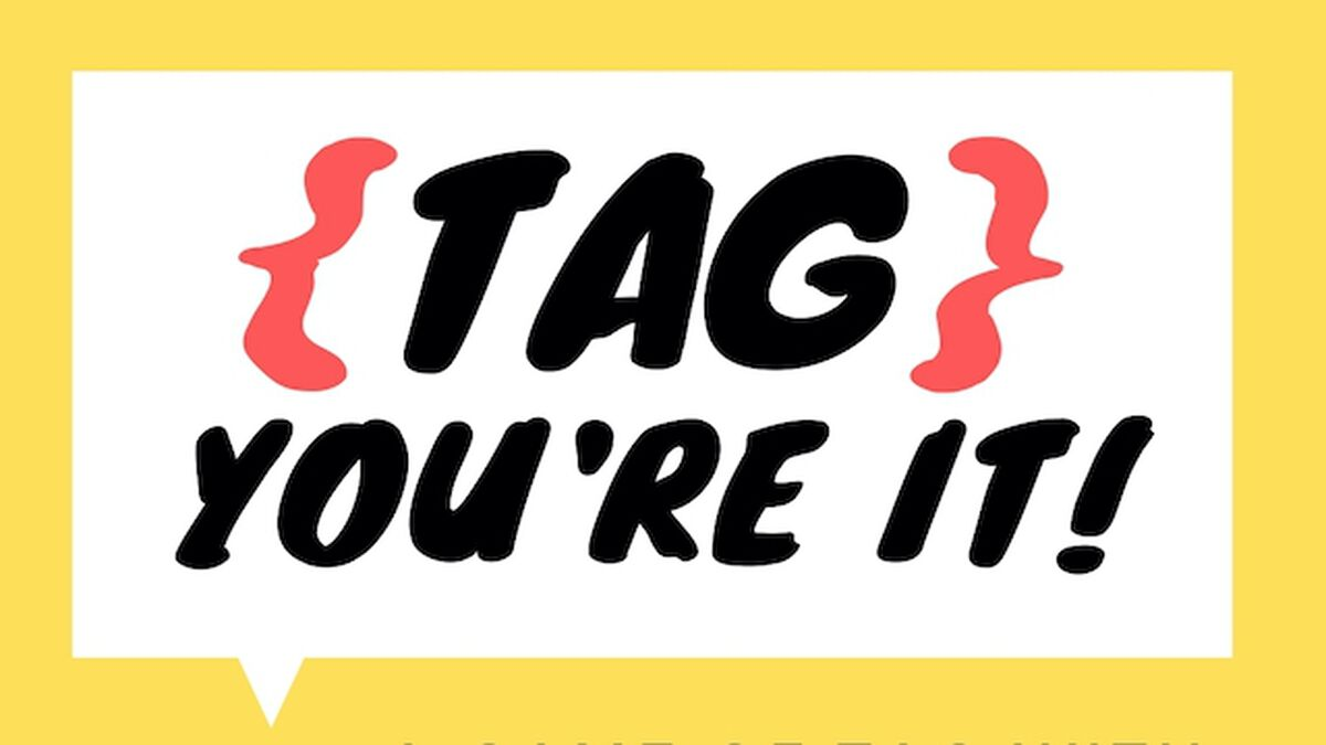 Tag, You're It! Social Media Engagement Resource image number null