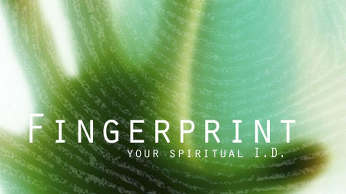 Fingerprint image number null