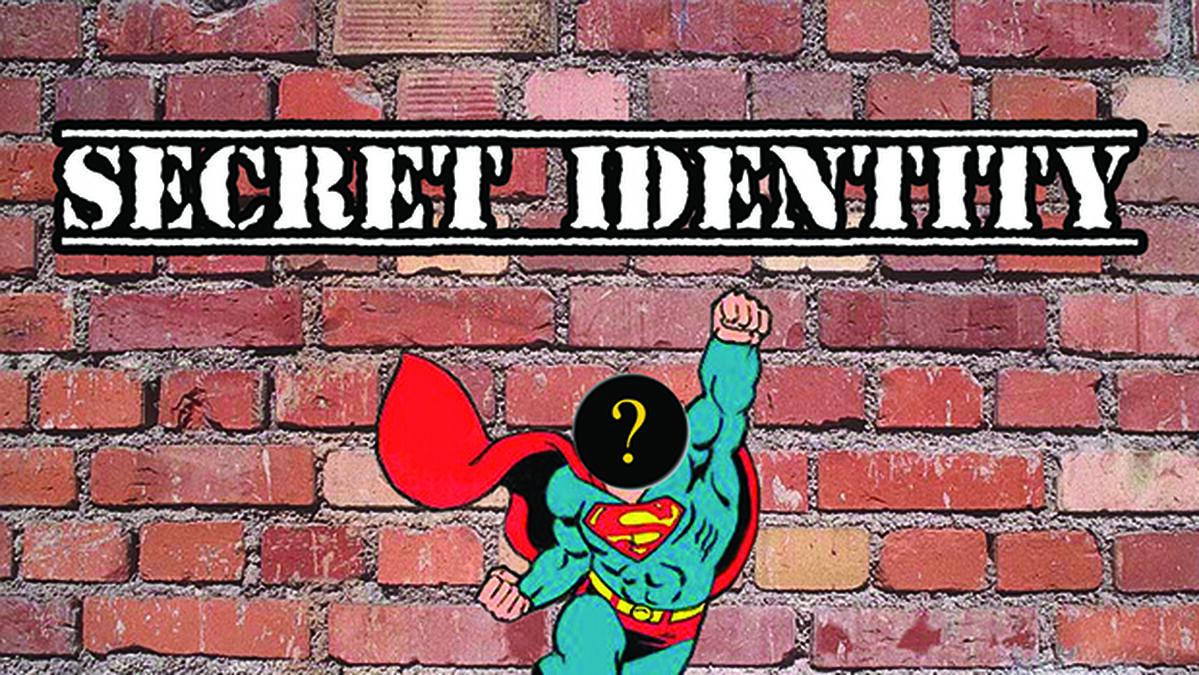 Secret Identity image number null
