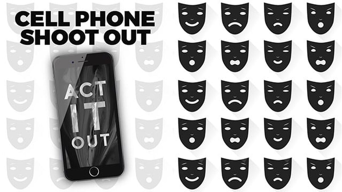 Cell Phone Shoot Out: Act It Out image number null