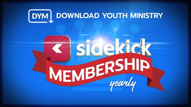 Sidekick - Yearly Subscription ($119.90/yr)