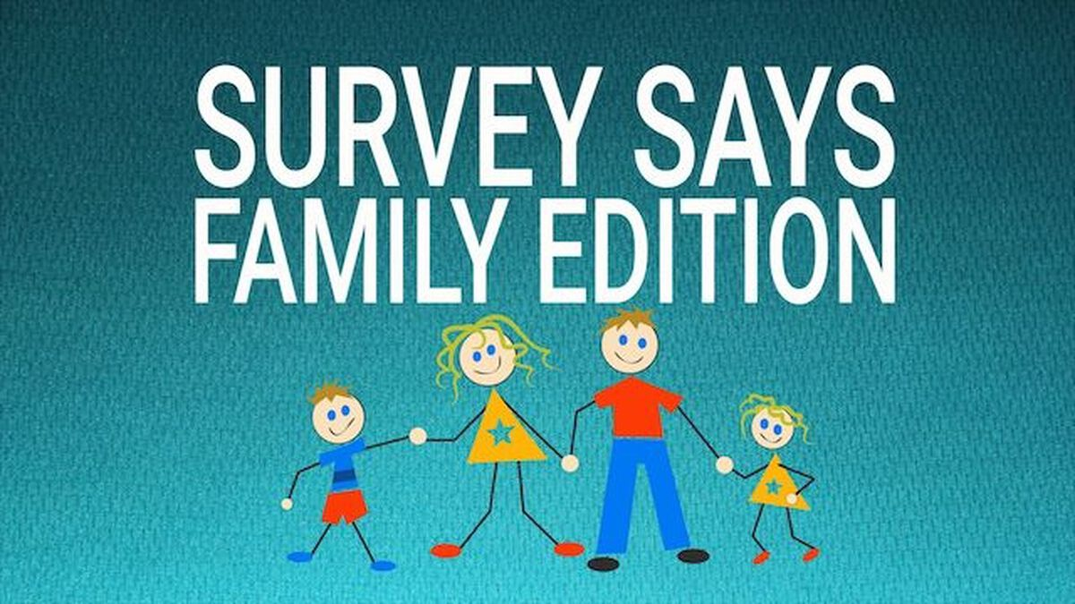 Survey Says: Family Edition image number null