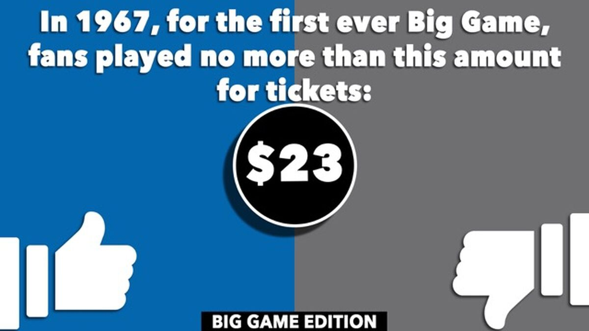 UP OR DOWN: BIG GAME EDITION image number null