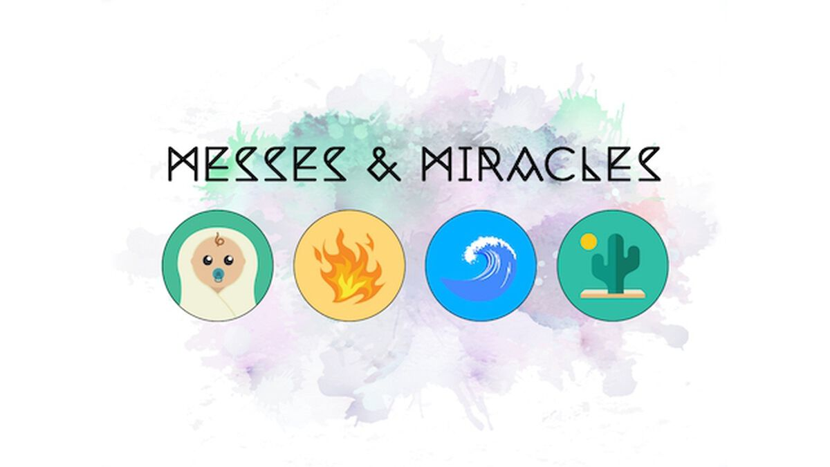 Messes and Miracles image number null