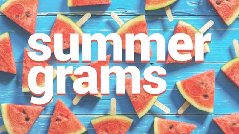 Summer-Grams with Devotionals
