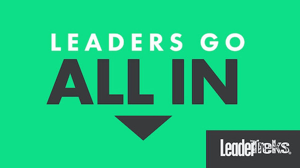 Student Leaders Go All In image number null