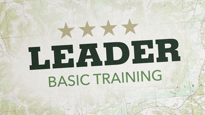 Basic Training for Volunteers