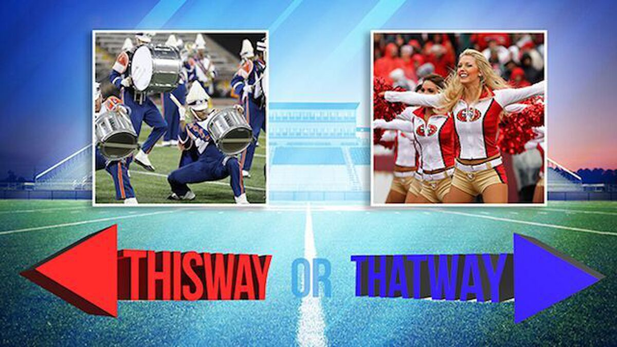 This Way or That Way - Football Edition image number null