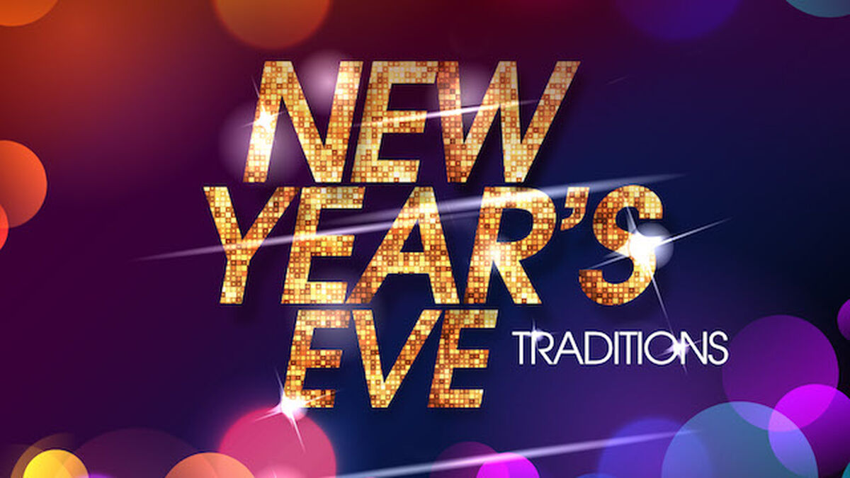 New Year's Eve Traditions image number null