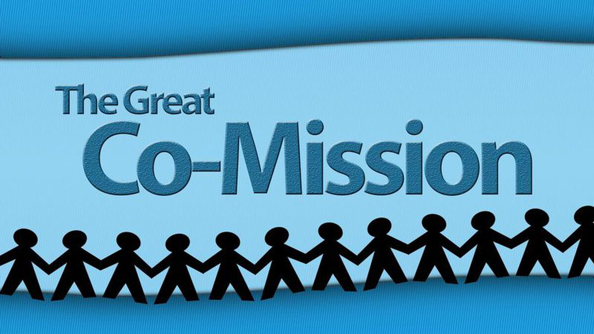 The Great Co-Mission image number null
