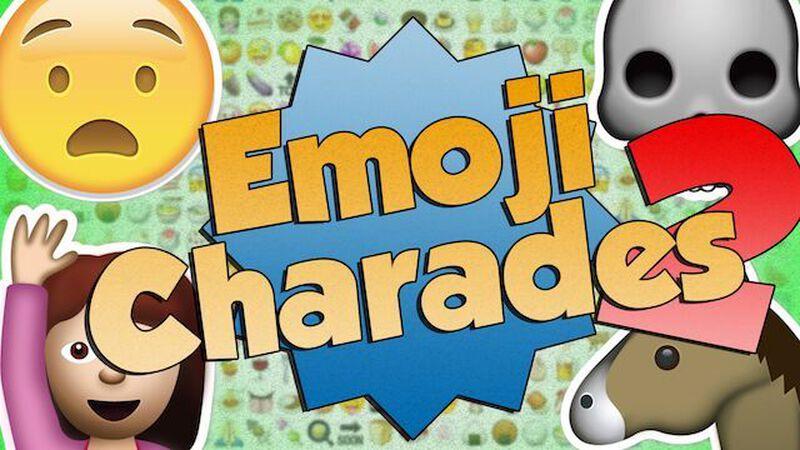 Emoji Charades Volume 2