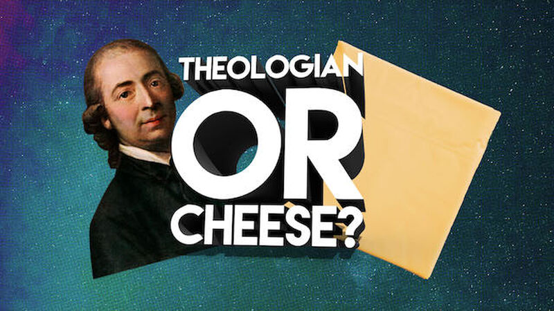 Theologian or Cheese?
