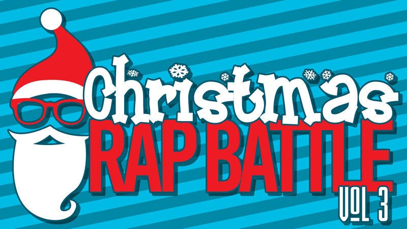 Christmas Rap Battle - Volume 3