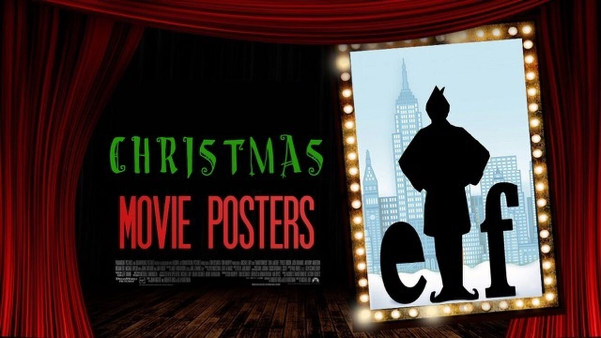 Christmas Movie Posters image number null