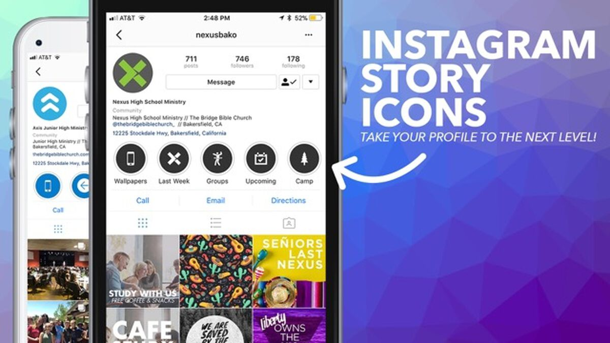 Instagram Story Icons image number null