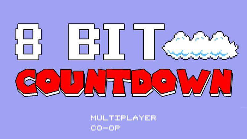 5 Minute Countdown Video - 8 Bit