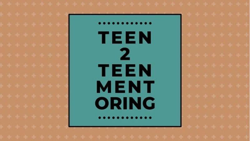 Teen 2 Teen Mentoring