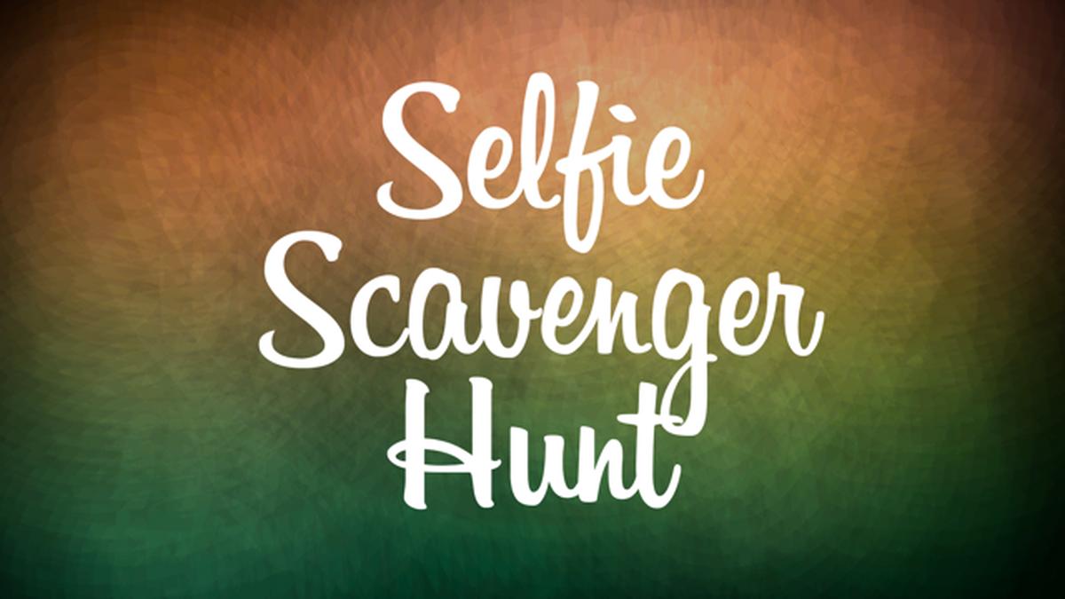 Selfie Scavenger Hunt image number null