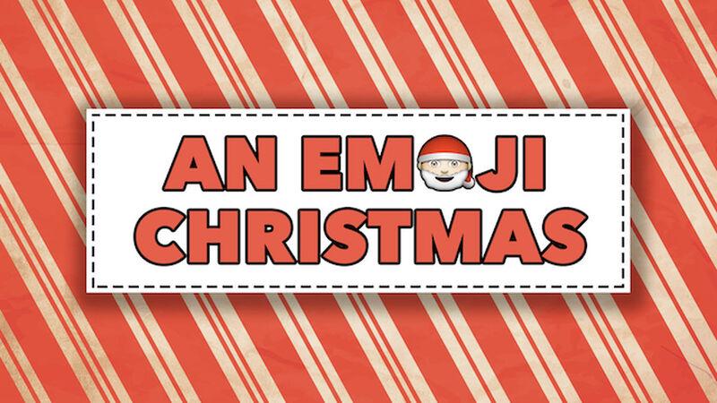 An Emoji Christmas