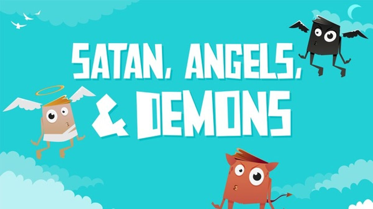 Satan, Angels, and Demons image number null