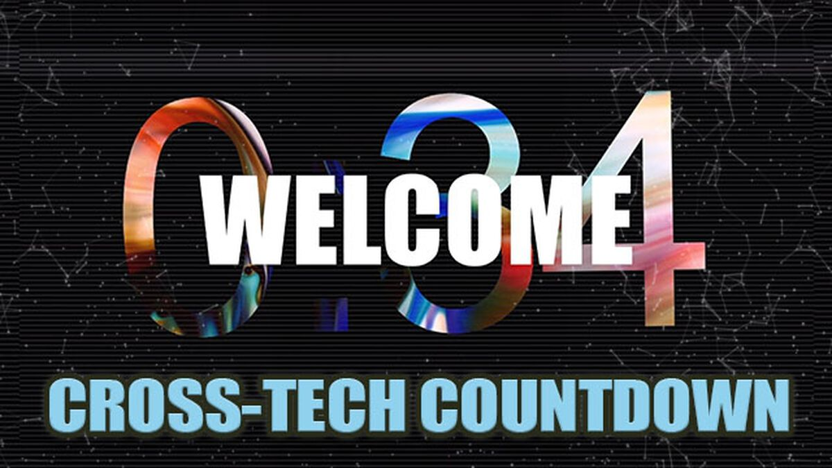 Cross Tech Countdown image number null