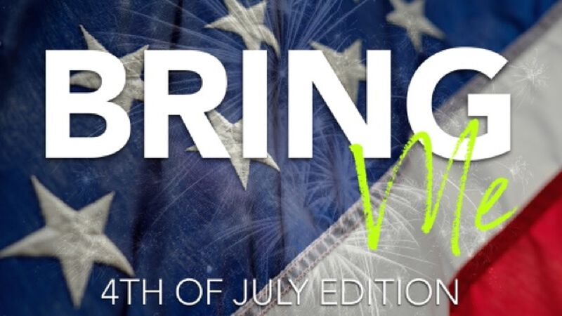 Bring Me: 4th of July Edition Screen + Instagram Game