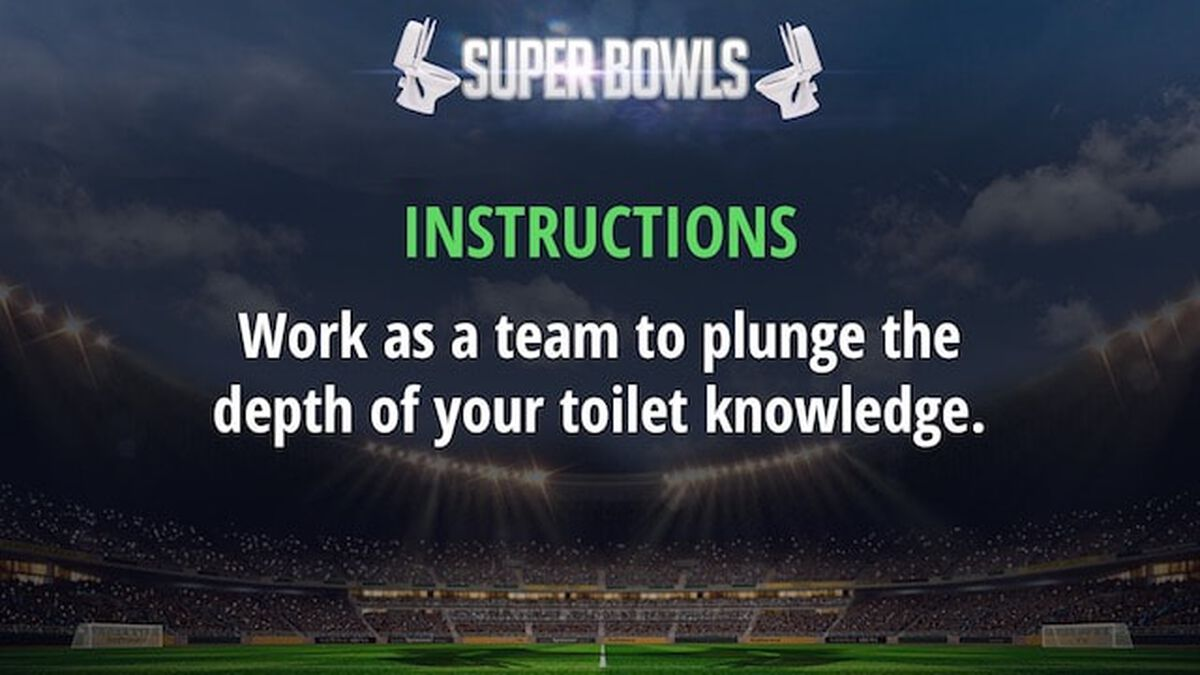 Super Bowls: The History of the Toilet image number null