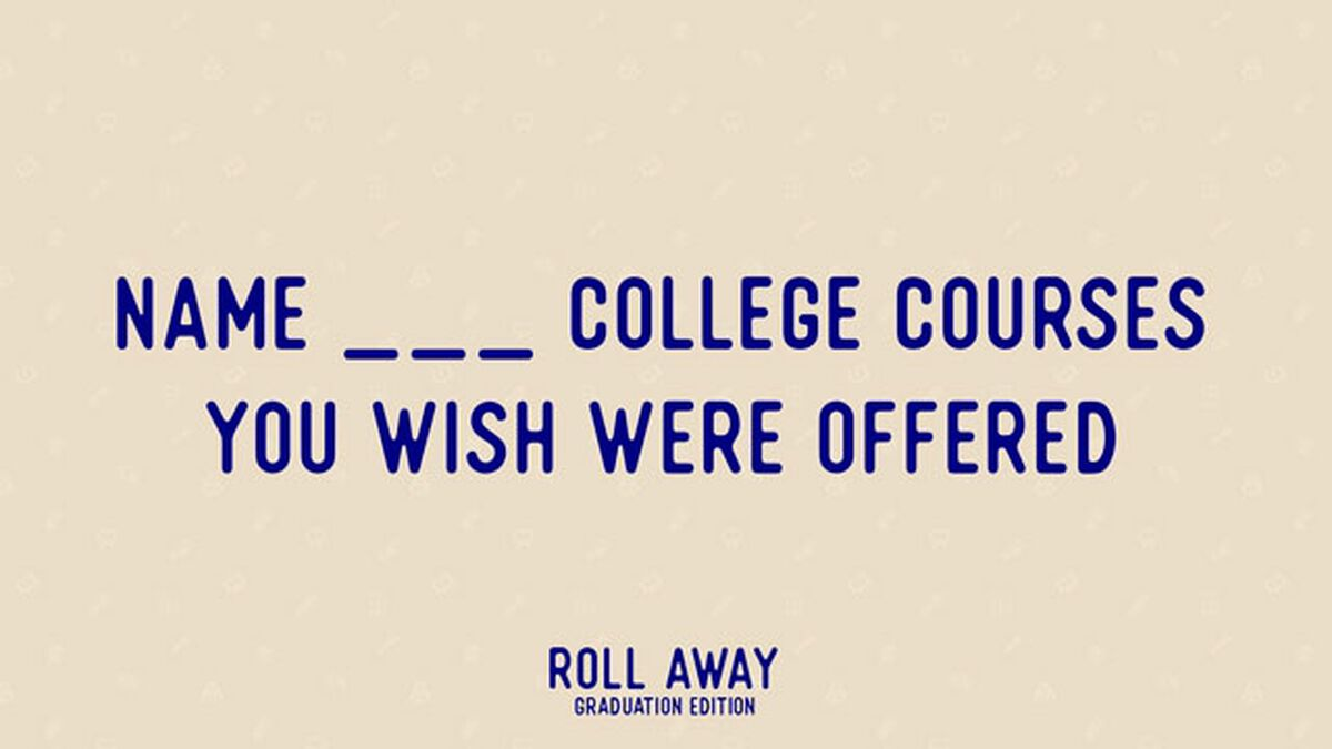Roll Away: Graduation Edition image number null
