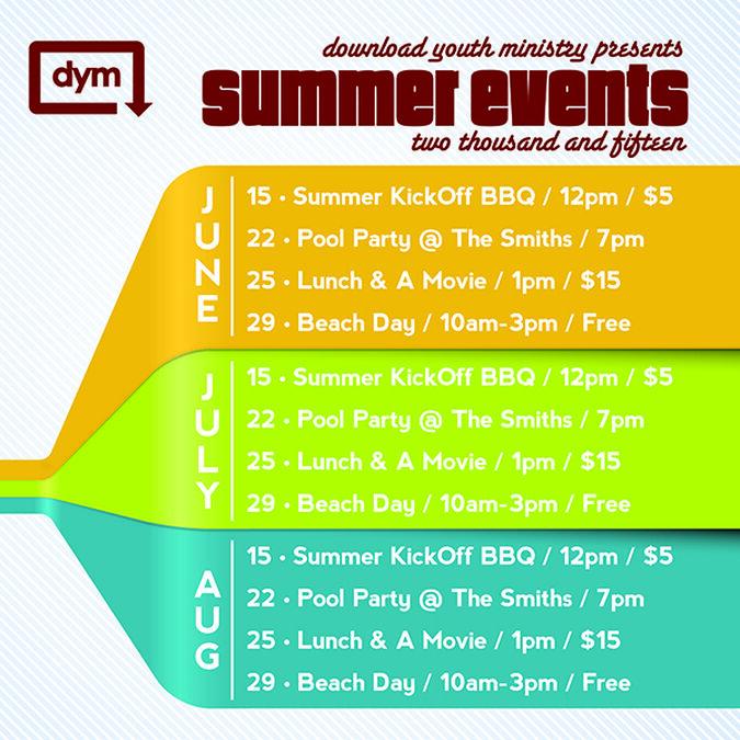 Customizable Summer Calendars Volume 2 image number null