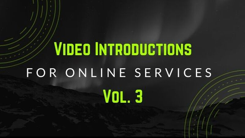 Online Youth Group Introduction Videos Vol 3