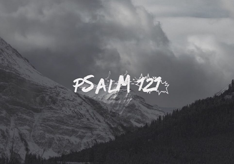 Psalm 121 Scripture Video image number null