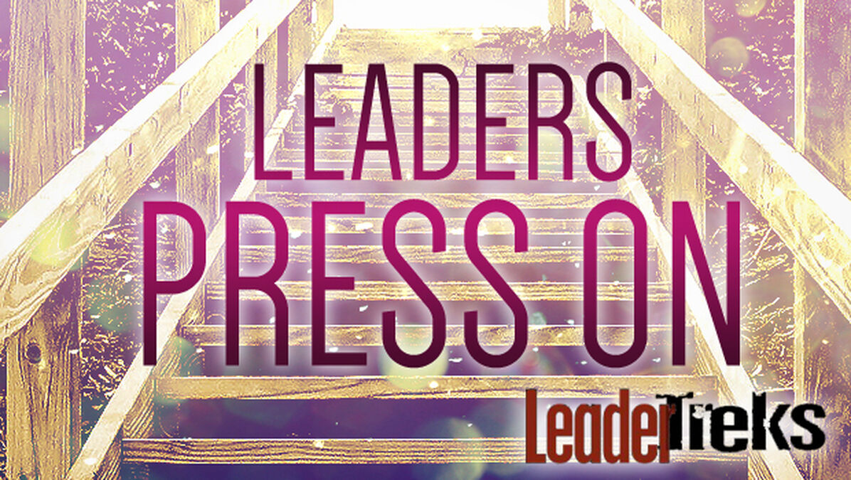 Leaders Press On image number null